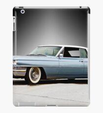 1962 Cadillac Coupe DeVille II iPad Case/Skin