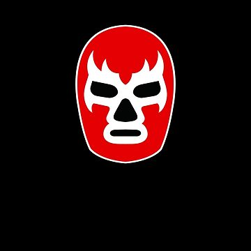 Lucha Libre Fire by benyuart