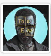 Heinsenberg (The End) Sticker