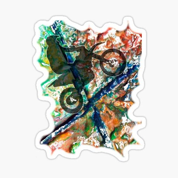 FULL THROTTLE BIKER Sticker