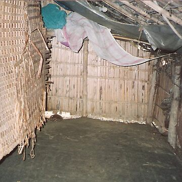 Someone's  Home in Bangladesh village by hilarydougill