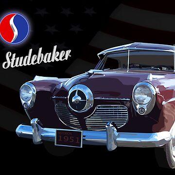 1951 Studebaker by masonjar74