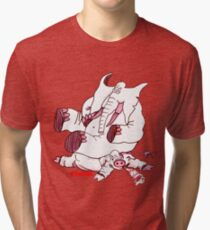 No Hogs Tri-blend T-Shirt