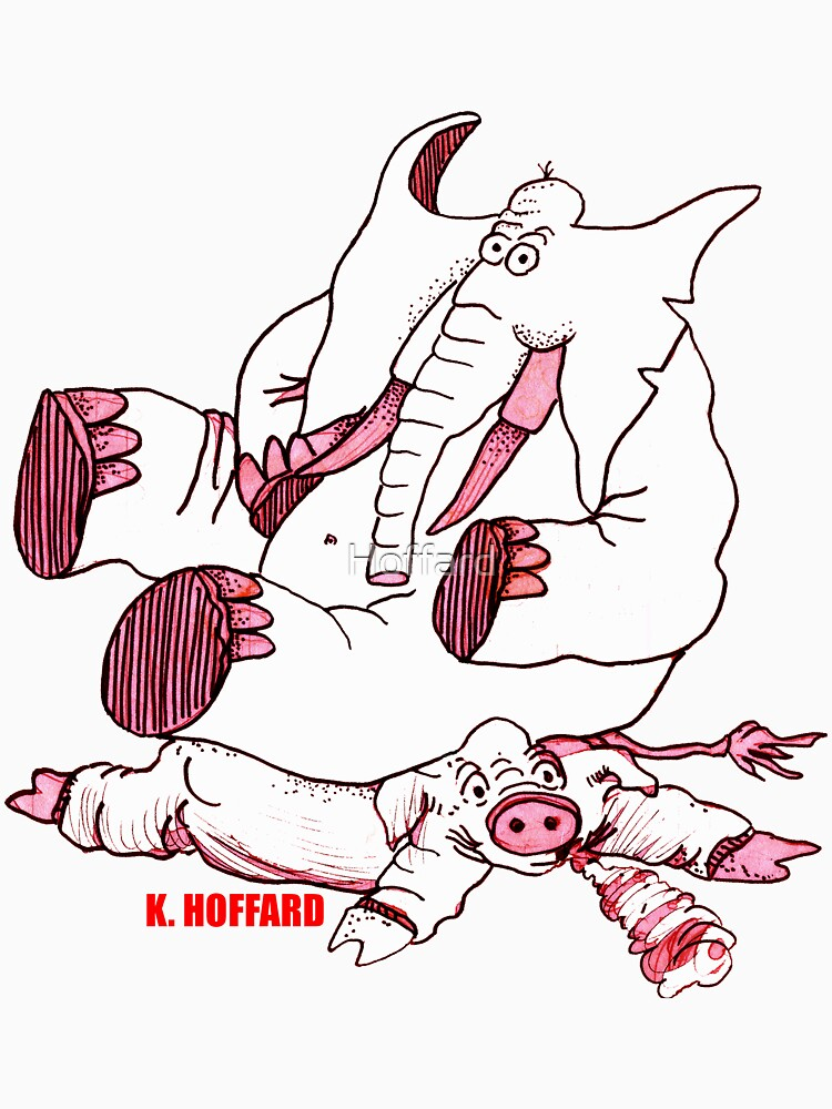 No Hogs by Hoffard