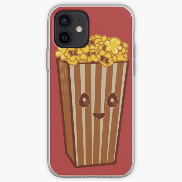 Poppy iPhone Soft Case