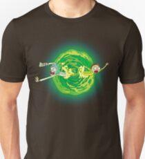 Rick and Morty (Portal Gun) Unisex T-Shirt