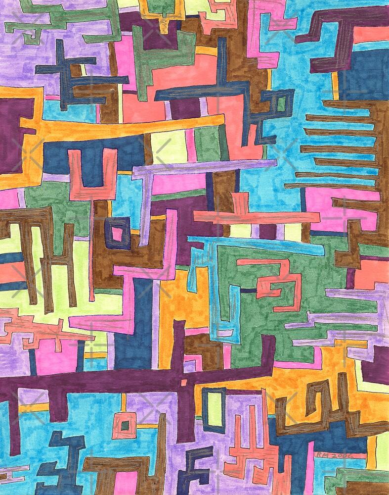 """""""Paths"""" by Rebekah  McLeod"""