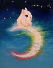 Moon Bunny by Michael Creese