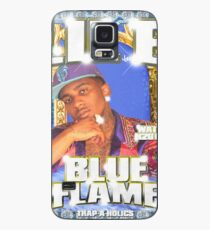 Lil B Blue Flame Mixtape Case/Skin for Samsung Galaxy