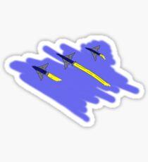 Planes! Sticker
