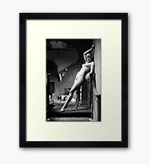 When I see what I want Framed Print
