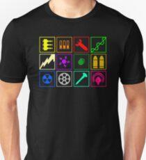 Quake 3 Arena - Arsenal Shirt Unisex T-Shirt