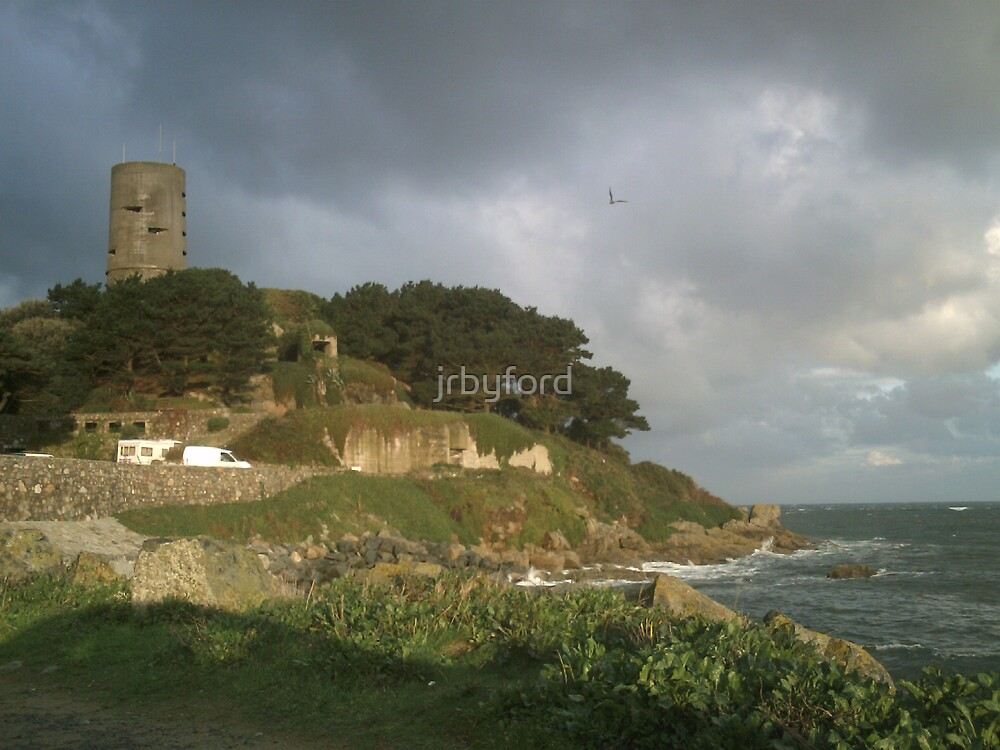 Fort Hommet by jrbyford