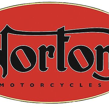 VINTAGE NORTON T by cseely