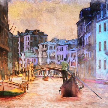 Venice Italy by JohnDSmith
