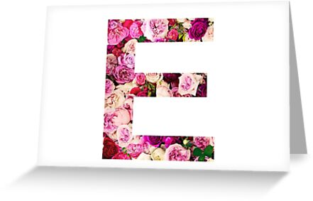 Kate spade e initial greeting cards by hailsteviee redbubble kate spade e initial by hailsteviee m4hsunfo