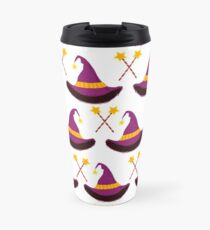 Hats and Wands Travel Mug