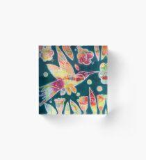 Hummingbird Acrylic Block