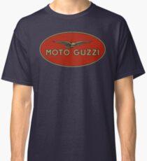 Moto Guzzi Retro Logo Classic T-Shirt