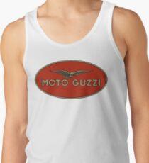 Moto Guzzi Retro Logo Tank Top