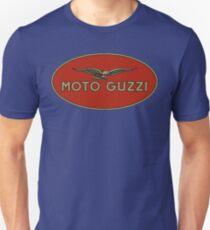 Moto Guzzi Retro Logo Unisex T-Shirt