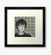 (Movie - Set Me Free) - yks by ofs珊 Framed Print