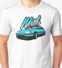 Honda CRX - Mint Unisex T-Shirt