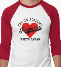 Shujin Phantoms Baseball Men's Baseball ¾ T-Shirt