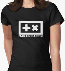 Martin Garrix Logo Womens Fitted T-Shirt