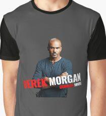 Criminal Minds - Morgan poster Graphic T-Shirt