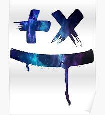 Martin Garrix - Gallaxy Poster