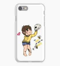 To Bee Or Not To Bee iPhone Case/Skin
