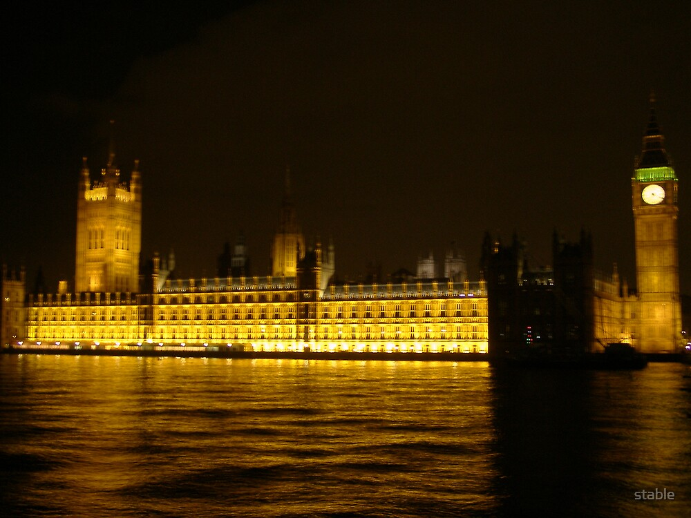 london by stable