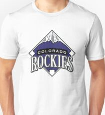 COLORADO ROCKIES T-Shirt