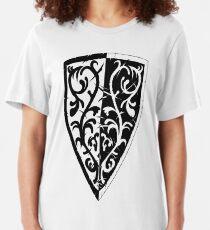 Grass Crest Shield Slim Fit T-Shirt