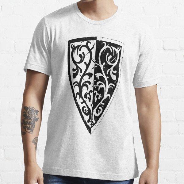 Grass Crest Shield Essential T-Shirt