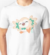 Happy Rowlet! Unisex T-Shirt