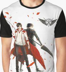 Quan Zhi Gao Shou Graphic T-Shirt