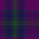 Monarch of the Glen Tartan  by Detnecs2013