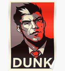 DUNK Darius Poster