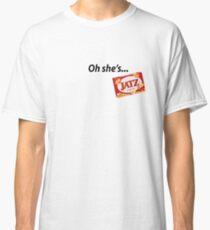 She's Jatz Crackers Classic T-Shirt