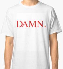 DAMN. KENDRICK Classic T-Shirt