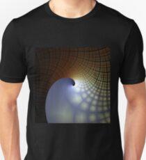 Hyperbolic geometry Unisex T-Shirt