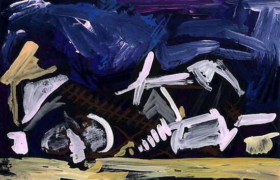 The Art Show 7 by John Douglas