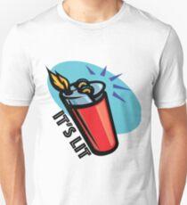 It's Lit Unisex T-Shirt