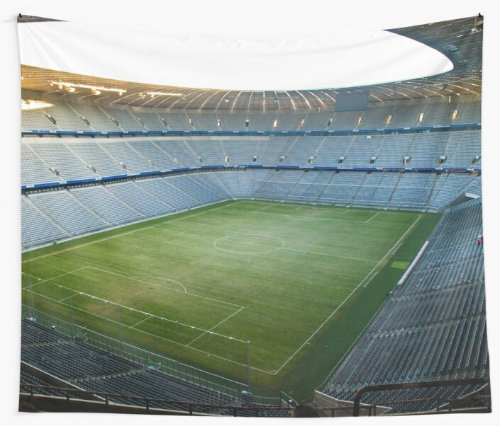 Allianz Arena by Boy-With-Hat