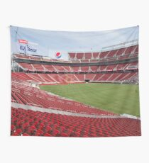 Levis Stadium Wall Tapestry