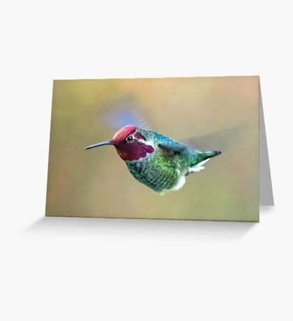 Mighty Glow Greeting Card