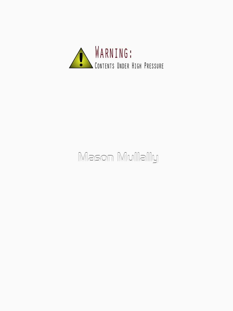 Warning by masonjar74