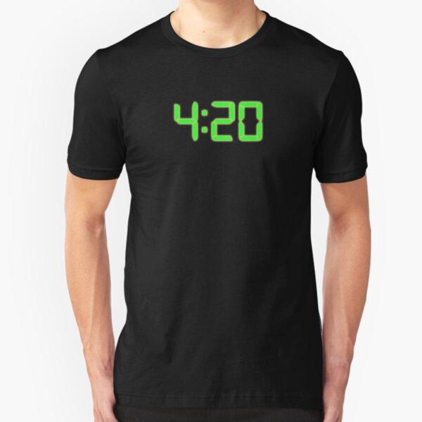 420 Slim Fit T-Shirt